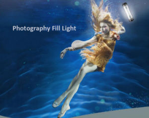 New waterproof IP68 portable mobile power bank with LED lamp pictures & photos