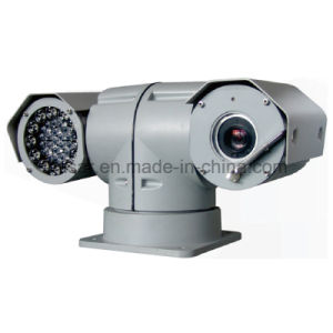 36X Zoom Vehicle-Mounted IR Night Vision Variable Speed PTZ Camera pictures & photos