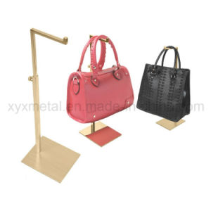 Stainless Steel Bag Holder Metal Display Stand for Handbag pictures & photos