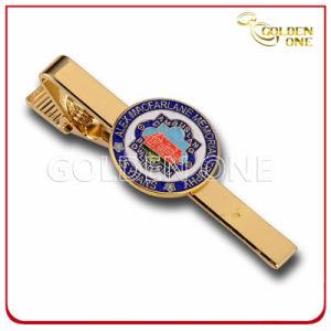 Promotion Custom Design Soft Enamel Tie Clip pictures & photos