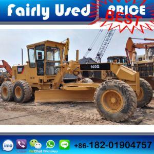 Used Caterpillar/Cat 140g Motor Grader of Motor Grader 140g pictures & photos