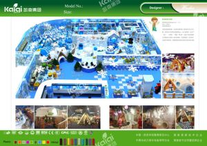Kaiqi Commercial Qualified and Customized Indoor Playground pictures & photos