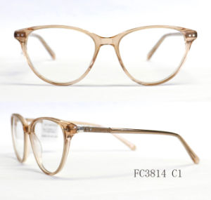 New Model Glasses Acetate Optical with High Quality pictures & photos