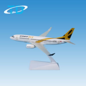 B737-700 Plastic Ener Jet Airplane Model pictures & photos