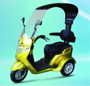 60V 500W Electric Passenger Motor Vehicle