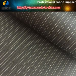 Cheapest Black Sleeve Lining, Polyester Stripe Suit Sleeve Lining Fabric (S29.30) pictures & photos