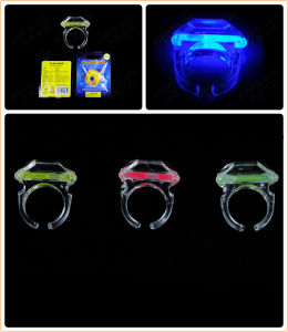 Individual Foilbag Glow Ring for Girls pictures & photos