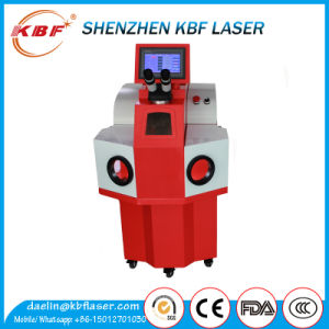 Cheap and New Automatic Standing Jewelry Welding Machine for Sale pictures & photos