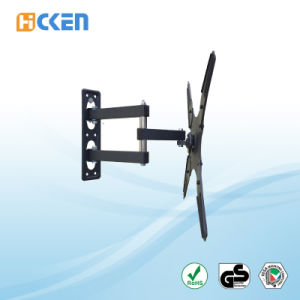 "2016 TV Brackets Articulating Single Extendable Arm Full Motion 360 Degree Swivel TV Wall Mount for 14""-32"" LCD Flat Screen Tvs pictures & photos"