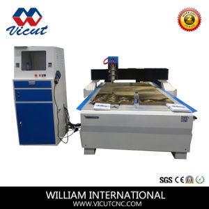 Single Head CNC Machine Woodworking Engraving Machinery pictures & photos