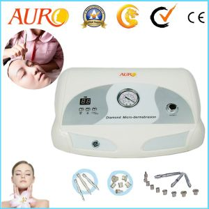 Au-3012 Portable Skin Peeling Microdermabrasion Facial Machine for Sale pictures & photos