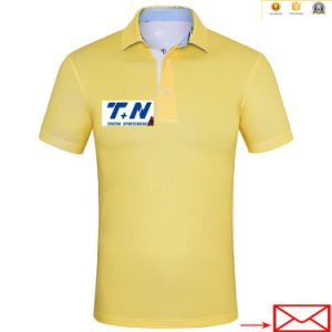 Sublimation Printing Golf T Shirt Custom Brand Polo Shirt pictures & photos