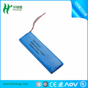 High Capacity Polymer Lithium Battery, 4000 mAh-13500mAh Tablet Battery pictures & photos
