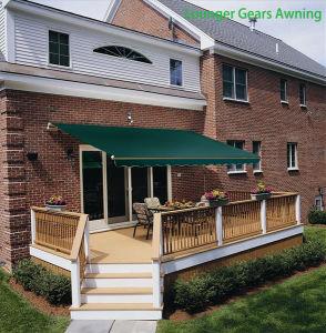 House Door Window Cassette Garden Retractable Awning pictures & photos