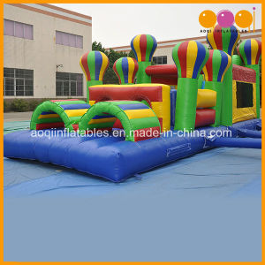 Balloon Inflatable Obstacle Combo (AQ14105) pictures & photos