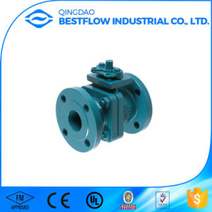 Casting Steel Cryogenic Ball Valve pictures & photos