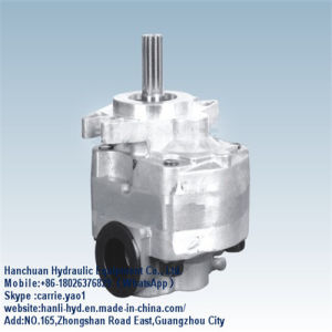 (A10VSO28) Rexroth Original Hydraulic Gear Pump for Excavator pictures & photos
