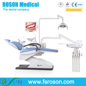 New Upgraded Dental Chair with LED Sensor Dental Light pictures & photos