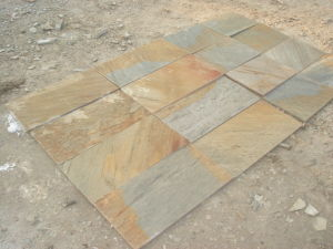 Chinese Professional Manufacturer of Flooring Slate Tiles pictures & photos