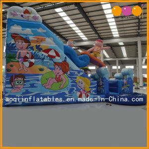 Interesting Toys Surfing Season Inflatablke Water Slide (AQ01565) pictures & photos