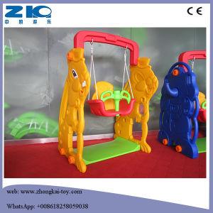 Kindergarten Children Indoor Plastic Swing for Kids pictures & photos