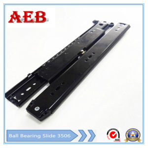 Aeb-35mm Single Extension Ball Bearing Drawer Slide with Double Row pictures & photos