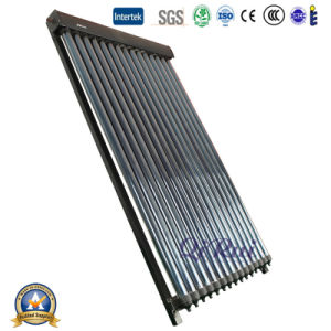 Solar Keymark Approved Non Freeze Vacuum Heat Pipe Solar Collector for Solar Energy Heater pictures & photos