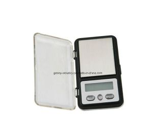 Electronic 0.001g Digital Pocket Scale pictures & photos