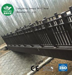 Dark Gray WPC Outdoor Railing pictures & photos