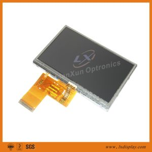 China TOP 5 LCM Supplier for Car DVRs LX430B4004 4.3inch 480X272 pictures & photos