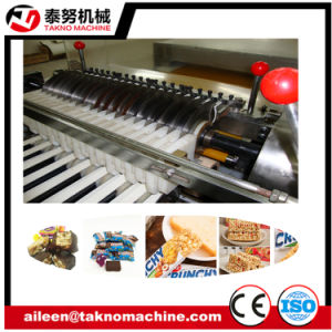 Full Automatic Candy Bar Production Machine pictures & photos