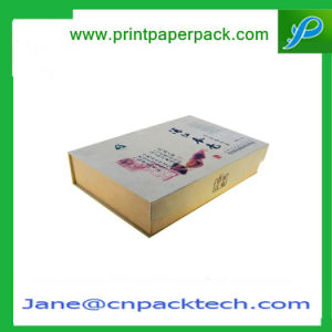 Custom Book Cake Foldable Cosmetic Jewelry Gift Packing Paper Box pictures & photos