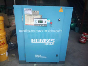 BK30-10 30KW/40HP 154cfm/10bar Air Compressor Manufacturer pictures & photos