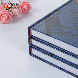 Hard Cover Notebook Sewing Binding pictures & photos