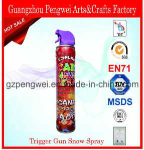 980ml Trigger Gun Flying Snow for Party and Festival Decoration pictures & photos