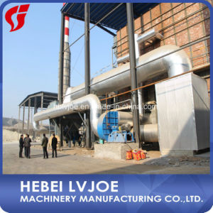 China Supplier New Product Fully Automatic Gypsum Powder Making Machine Plant/ Gesso Powder Production Line pictures & photos