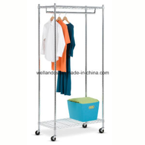Modern Garment Clothes Display Shelves Rack- Different Style Available pictures & photos