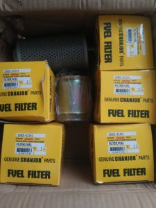 Japanese Brand Engine′s Fuel Filter/Forklift Fuel Filter/Spare Parts pictures & photos