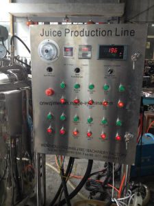 Strawberry/Blueberry/Blackberry Small Juice Production Machine pictures & photos