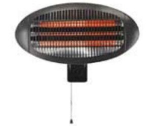 Home Appliance Electric Patio Heater with Quartz Heating Element pictures & photos