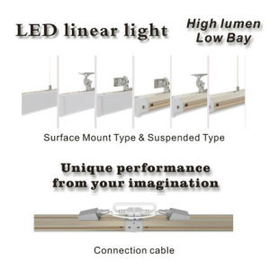 LED High Power Ceiling Linear Light pictures & photos