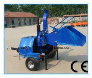 Wood Chipper Dh-18, 18HP Yammar Diesel Engine, Hydraulic Feeding Rollers, Ce Certificate pictures & photos