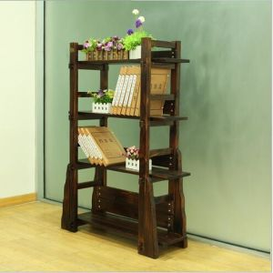 Wall Wooden Book Shelf for Decourate pictures & photos