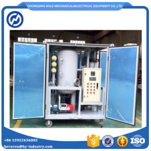 Ce Proved Transformer Oil Filtration Plant pictures & photos