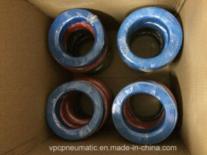 "1/4"" DOT SMC Airline 50′ Roll Air Ride Suspension Bags Airride Rat Rod Air Line Nylon Hose pictures & photos"