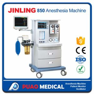 Best Selling Medical Apparatus and Instruments Anesthesia Equipment (JINLING-850) pictures & photos