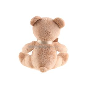 Lovely Custom Stuffed Toy Plush Bear with Ribbon pictures & photos