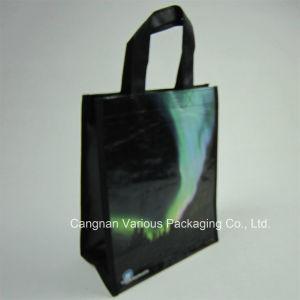 Metallic Non Woven Bag, Clothing Packaging Bag pictures & photos