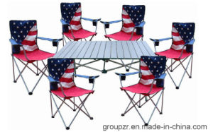 National Flag Camping Chair Simple Outdoor pictures & photos