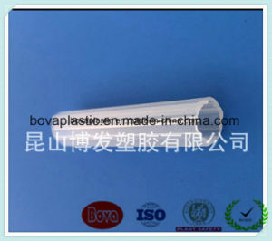Non-Toxic Frosted Plastic Disposable Medical Grade Tube Sheath for Device pictures & photos